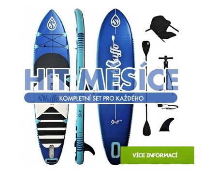 Výprodej paddleboardů Skiffo