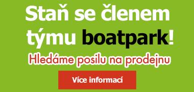 Sháníme posilu do Boatpark Teamu