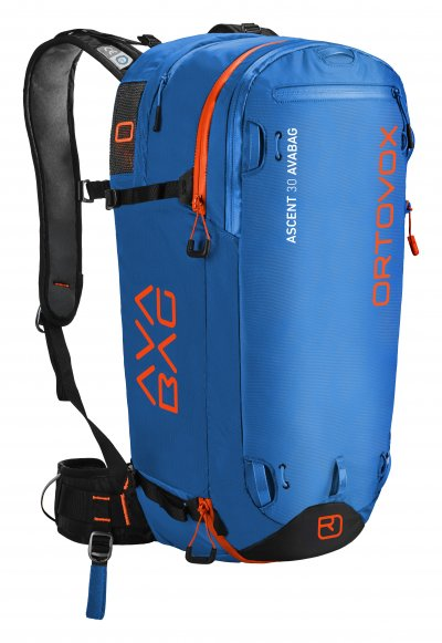 cd59bc6b1f Lavinový batoh Ortovox Ascent 30 blue Avabag 16 17
